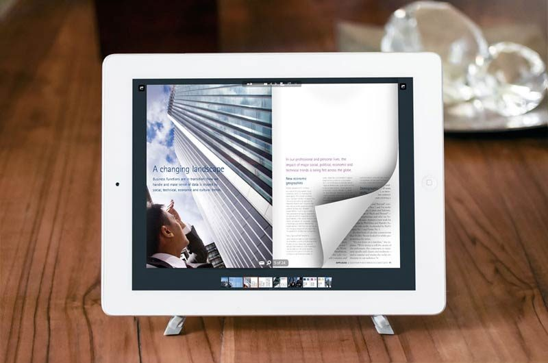 publish your own magazine online