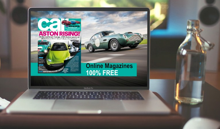 how to create online magazines
